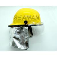 China Firefighters Marine Fire Fighting Equipment Fireman Protective Safety Rescue Helmet wholesale