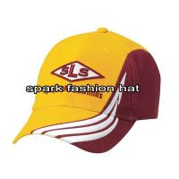 China Embroidered patchwork 6 panel promotional baseball cap wholesale