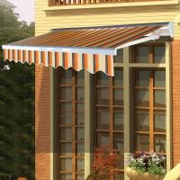 Window awnings outdoor balcony porch awning carport sun for Balcony canopy