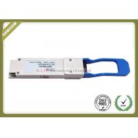 China 10Km SFP Fiber Module 1310nm Wavelength With LC Connector HL-QSFP28-LR4 wholesale