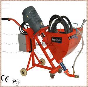 China Water-proof EZ RENDA Mortar Spraying Machine Single Phase 220V 600 R/Min wholesale