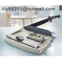 China A4 Twin Paper Cutter QWL100(Trimmer and Guillotine) wholesale