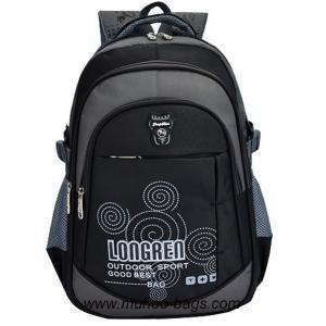 Children bag, backpack,travel bag,School bag MH-2127 black