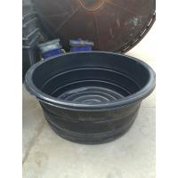 China 2015 new design M900  PE food grade plastic Round bucket water tank wholesale