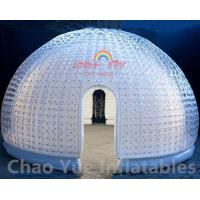 Quality Clear Inflatable Dome Tent for outdoor or indoor for sale