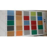 China Dust Resistance PVC Floor Mat For Living Room , PVC Coil Mat with Firm Backing wholesale