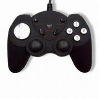 China USB Mini Gamepad, Supports Turbo/Clear Function wholesale