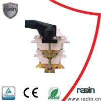 Quality 125A-1600A Manual Transfer Switch Changover Load Isolator CCC RoHS Approved for sale