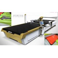 China 2017 New Type Automatic Cloth Cutting Machine For Stuffed Toys Garment Sofa Suit Multi-layers wholesale