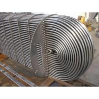 China Cold Rolling bending Seamless Titanium Tube Heat Resistance With ASTM B338 wholesale