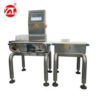 China Siemens PLC And 7 Touch Screen Check Weigher For Various Products wholesale