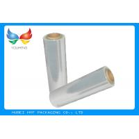 China 30 Mic Opaque Colorful PVC Shrink Film Rolls Odorless For Packaging Food wholesale