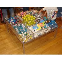 Quality Clear Cast Acrylic Candy Display Cases Plexiglass Sweet Showcases for sale