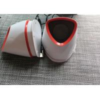 China Home USB Powered Computer Speakers Compact 2.0 System White Red Color wholesale