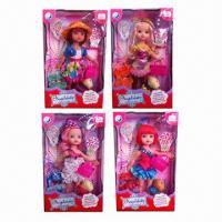 China Doll with EN71 Certificate wholesale