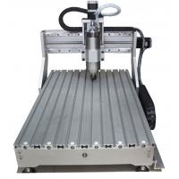 China 6040 800W 4-axis 3d cnc wood carving machine wood engraving milling cutting router wholesale