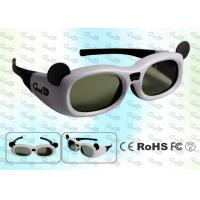 China Child Japanese 3D TV IR Active Shutter 3D Glasses wholesale
