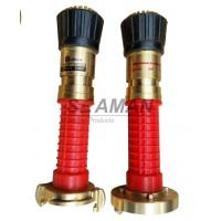 China Multi Fire Fighting Nozzles Brass High Pressure Water Spray Nozzles wholesale