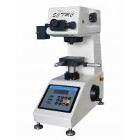 China Manual Micro Vickers Hardness Tester with Conversion Scale Function wholesale