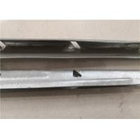 China Three Strand Barbed Wire Line Extension Arm Galvanized Heavy Steel Material wholesale