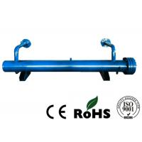 China Water Cooling U Tube Shell And Tube Heat Exchanger 18KW~4000 KW Cooling Capacity wholesale