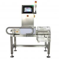 China Automactic Online Conveyor Weight Checker , Belt System Check weigher , IP65 Waterproof rating on sale