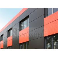 China Rockwool Insulated Aluminum Architecture Panels for Architectural Buliding on sale