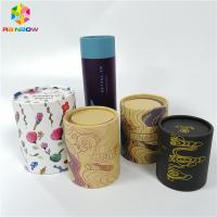 China Wax Bottle Paper Box Packaging Cosmetics Push Up Tube Customized Recycled Materials wholesale