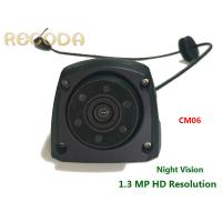 China Super Wide View Vehicle Reverse Camera  With 1.3 MP HD Resolution , 1.7 Mm Lens wholesale