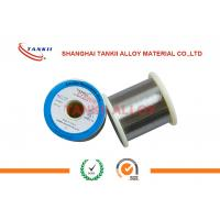 China Constantan Round Copper Nickel Alloy Wire Cuni 40 For Jepsun Sampling Resistor wholesale