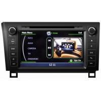 China Ouchuangbo 2 din 8 inch head unit radio DVD for Toyota Sequoia S100 platform OCB-258 wholesale