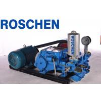 China Drilling Rig Mud Pumps 90% Mechanical And 100% Volumetric Efficiency wholesale