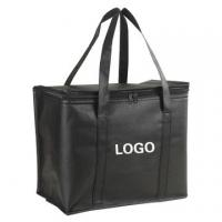 Buy cheap Customized Waterproof Non Woven Carry Bags High Load Bearing Thermos Bag from wholesalers