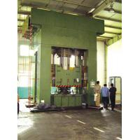 1600T Hydraulic Hot Extrusion Press , Shaft Parts Impact Extrusion Press Machine