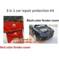 China Car Fender Covers Protect Paintwork Magnetic Wing Bonnet Paint Auto Repair, Wholesale New Design Car Magnetic Fender Cov on sale