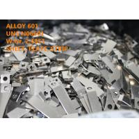 China N06601 / W.Nr. 2.4851 Nickel Chromium Iron Alloy Good Resistance To Carburizing Conditions wholesale