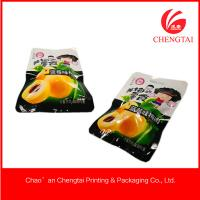 China Reusable Small Plastic Three Side Seal Bag  For Dry Fruit / Candy Packaging wholesale