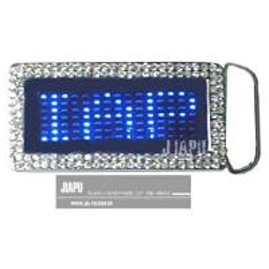 China LED Belt Buckle JP3# wholesale