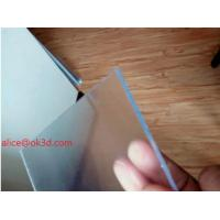 China OK3D whole sale cheap 120x240cm 20 LPI 3mm Thickness Plastic Lenticular plate thick lenticular material wholesale