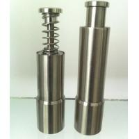 China Mini Grinder Stainless Steel Pepper Mill With Glass Handle , Kitchen Tools wholesale
