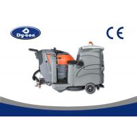 China Dycon Exquisite Durable Gray Color 510MM  Malish Brush Floor Scrubber Dryer Machine wholesale