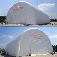 China High Quality White Huge Inflatable Wedding Tent with CE Blowers wholesale