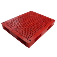 China Food Grade Virgin Hygienic Stackable Plastic Pallet wholesale