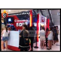 China Computer Controlled XD Childrens Theatre with 5D Cinema System & 19inch LCD Display wholesale