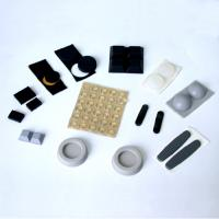 China Custom Silicone Parts Rubber Bumpers Rubber Feet Self Adhesive or Both Side Adhesive wholesale