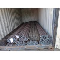 China Diameter 10-350 Mm Mechanical Hot Rolled Steel Round Bar 1045 / S45C Carbon Steel wholesale