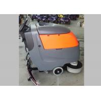 China High Efficiency Commercial Floor Cleaning Machines Walk Behind Floor Scrubber 1000MM Squeegee Width wholesale