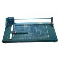 China 600mm Industrial Rotary Guillotine Paper Cutter Safety Bi - Directional on sale