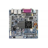 China Atom™  D2550 CPU 6 COM , 2 LAN Embedded Mini-Itx Motherboard For Industrial PC wholesale