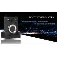 Buy cheap Wifi GPS Body Worn Camera 1080P Full HD Video With 15 Hours Recording Time from wholesalers